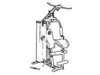 Guide sur les appareils à charge guidée ou presse de musculation
