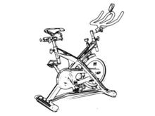 Guide sur le vélo spinning ou biking
