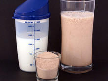 Guide sur le weight gainer